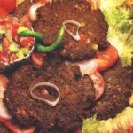 Chapli Kabab (Beef)