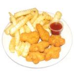 Chicken Nuggets Fries