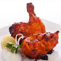 Chicken tandoori half - photo#13